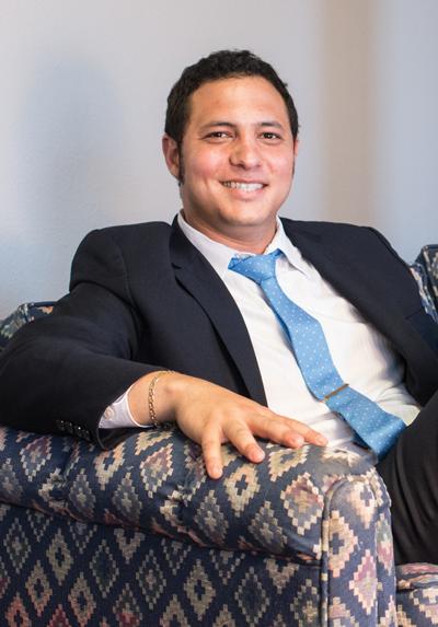 Rafik Fouad YWCA Board Member