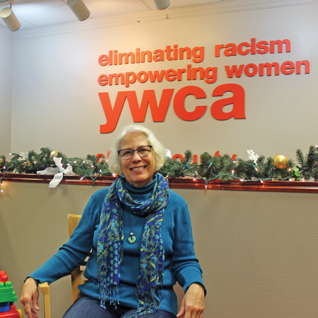 YWCA Clark County Bonnie Little is making a difference for sexual assualt victims in Clark County,